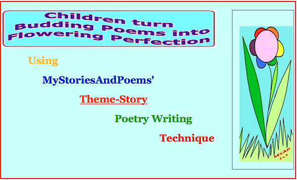 Theme-Story Poem Sign